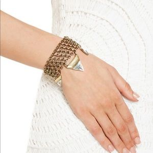 Jenny Bird Illumina Bracelet with Wood